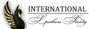 Black Swan and International Speakers Society Logo
