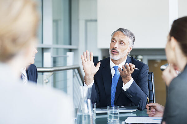 Body language negotiation tactics