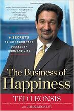 The Business of Happiness book cover