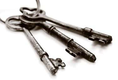 negotiation keys