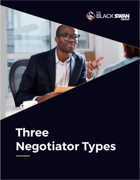 Three Negotiator Types