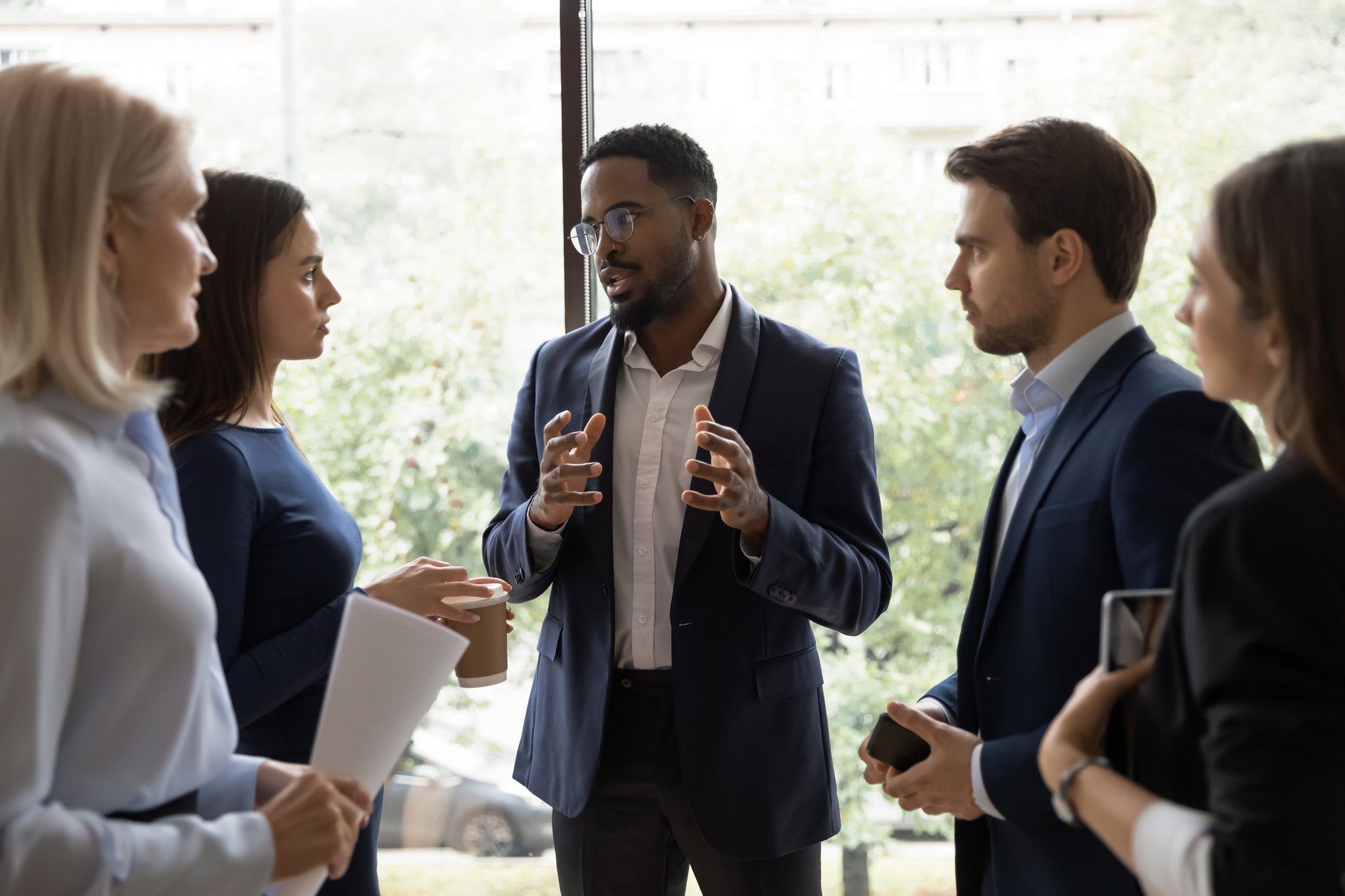 When to Focus an Accusation Audit Internally and Externally