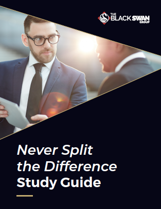 Never Split the Difference: Study Guide