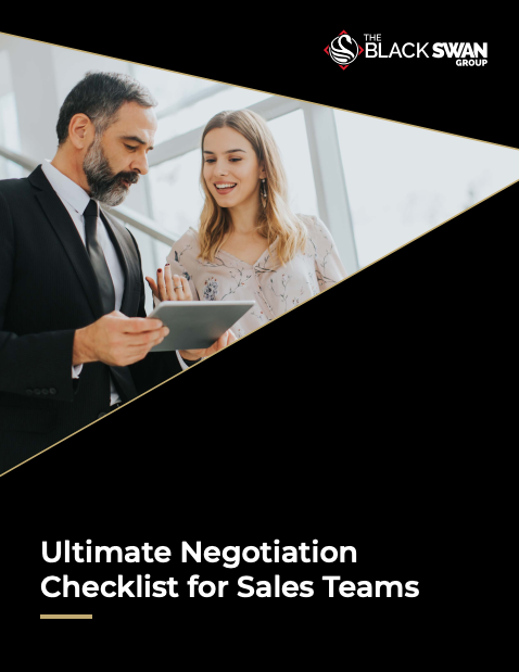 Ultimate Negotiation Checklist for Sales Teams