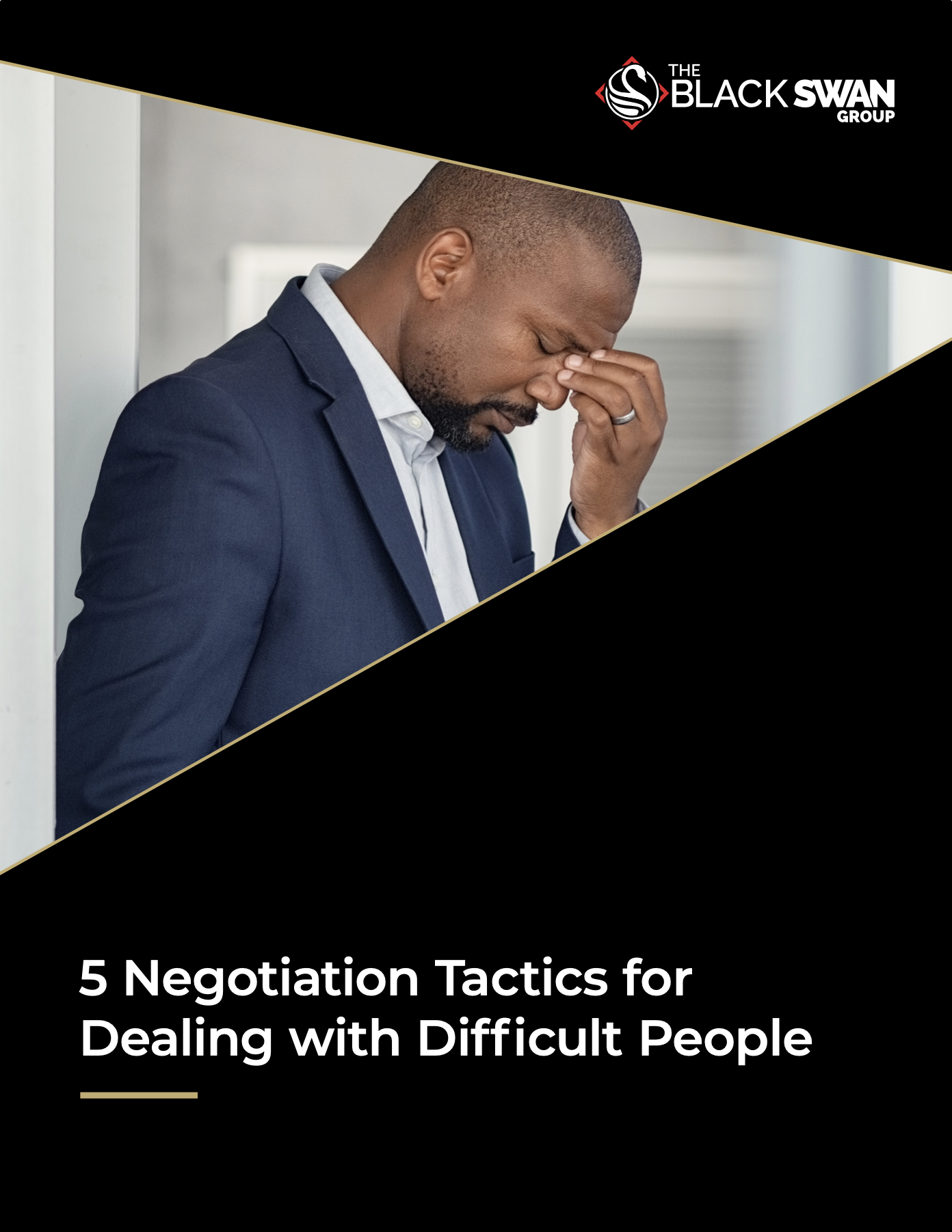 5 Negotiation Tactics for Dealing with Difficult People