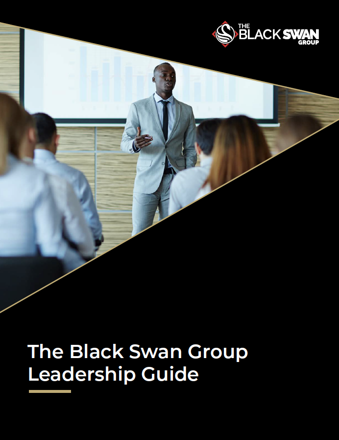 The Black Swan Group Leadership Guide