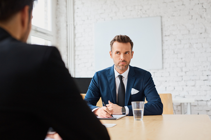 intense interview